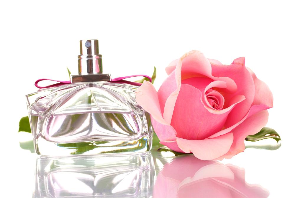 Barwy perfum