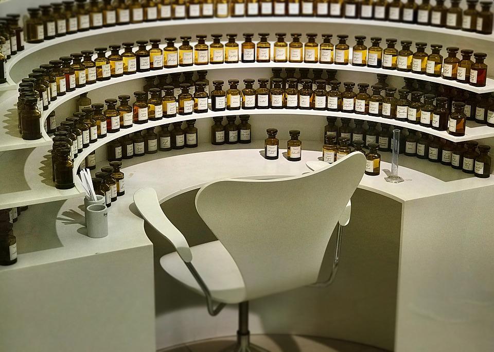 Przemysł perfumeryjny